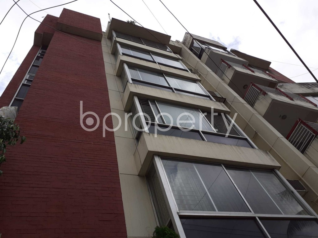 Front view - 3 Bed Apartment to Rent in Uttara, Dhaka - 1912430