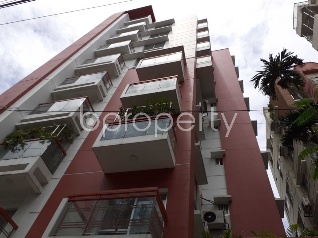 Front view - 3 Bed Apartment to Rent in Uttara, Dhaka - 1912432