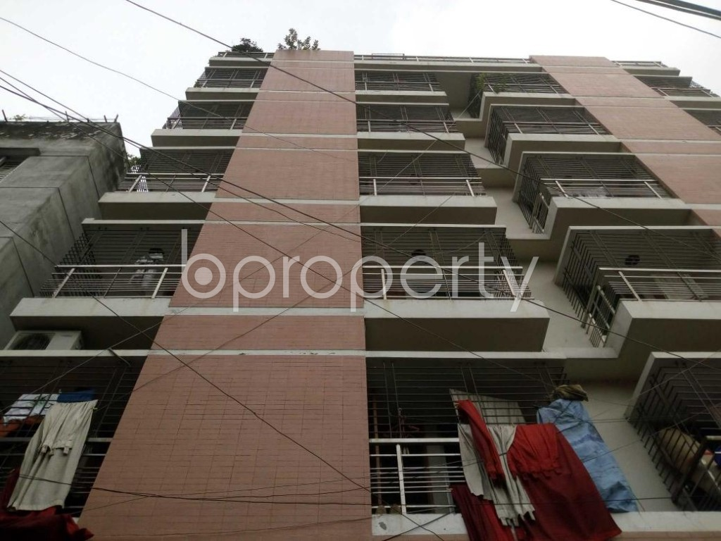 Front view - 2 Bed Apartment to Rent in Mohammadpur, Dhaka - 1912560