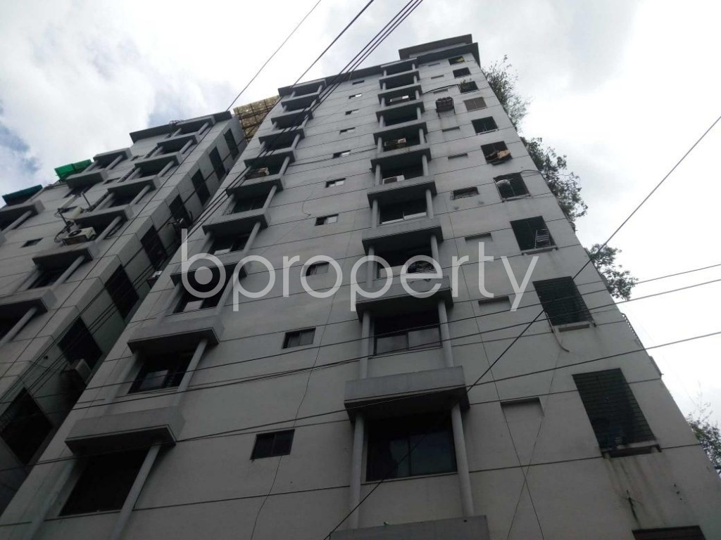 Front view - 2 Bed Apartment for Sale in Motijheel, Dhaka - 1912563