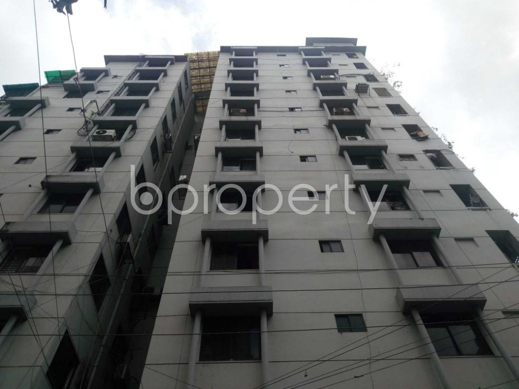 Front view - 2 Bed Apartment for Sale in Motijheel, Dhaka - 1912566