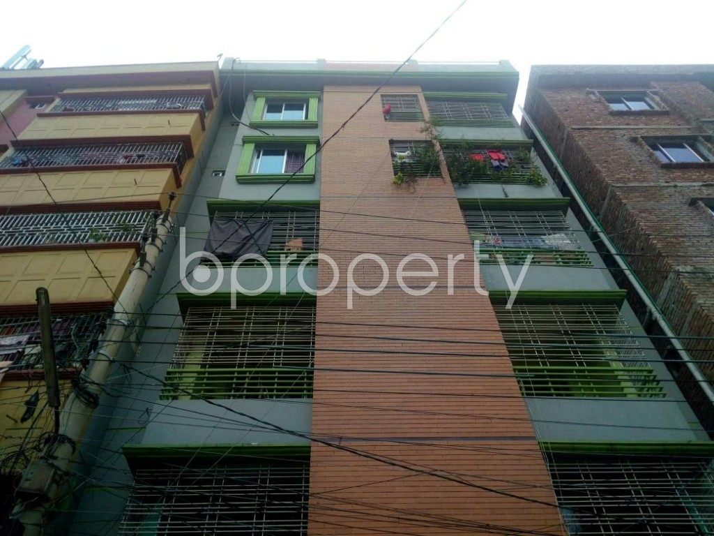 Front view - 2 Bed Apartment to Rent in Mirpur, Dhaka - 1912600