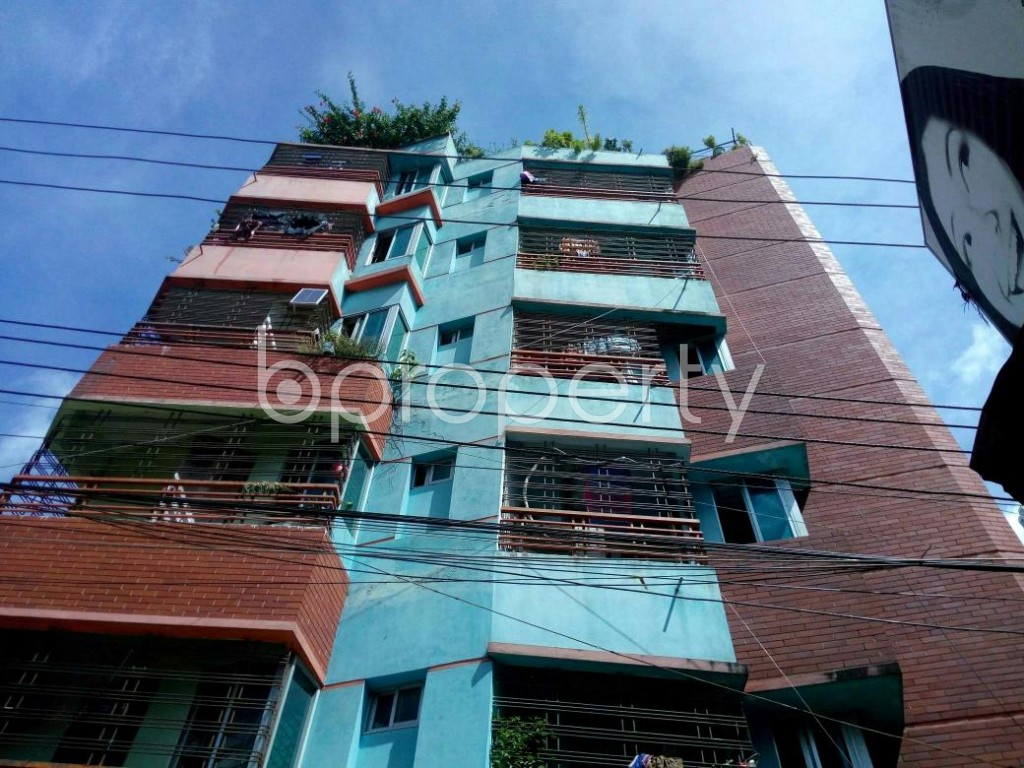 Front view - 2 Bed Apartment to Rent in Gazipur Sadar Upazila, Gazipur - 1912609