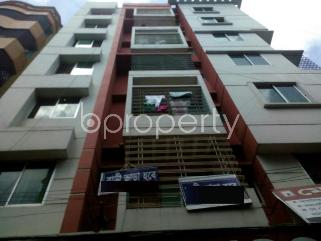 Front view - 2 Bed Apartment to Rent in Gazipur Sadar Upazila, Gazipur - 1912608