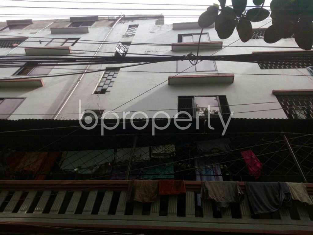 Front view - 3 Bed Apartment to Rent in Gazipur Sadar Upazila, Gazipur - 1912607