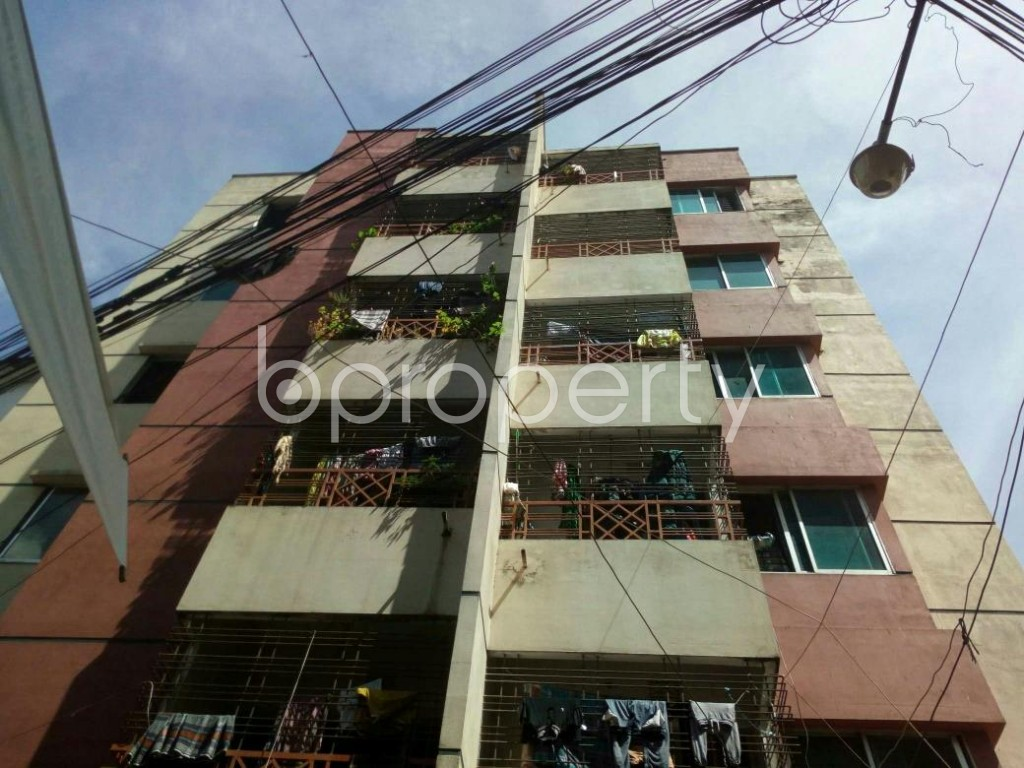 Front view - 2 Bed Apartment to Rent in Gazipur Sadar Upazila, Gazipur - 1912640
