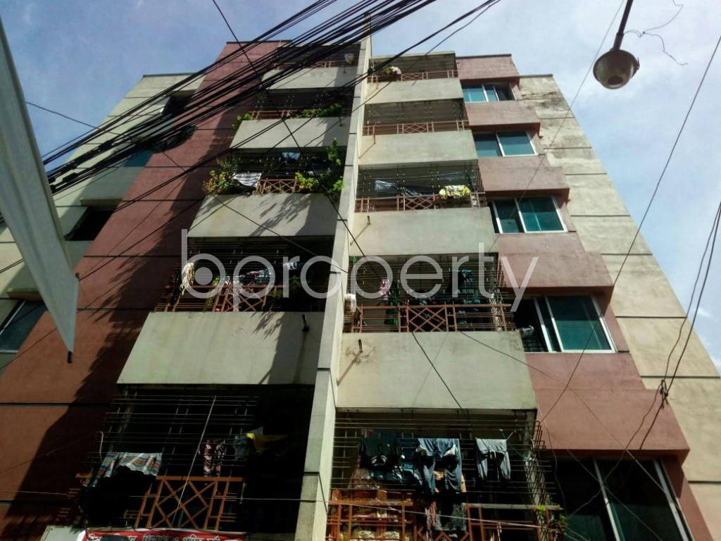 Front view - 2 Bed Apartment to Rent in Gazipur Sadar Upazila, Gazipur - 1912641