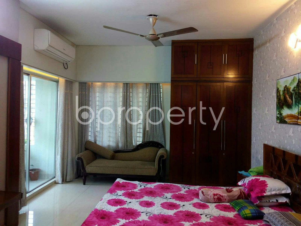 Bedroom - 4 Bed Apartment for Sale in Double Mooring, Chattogram - 1912615