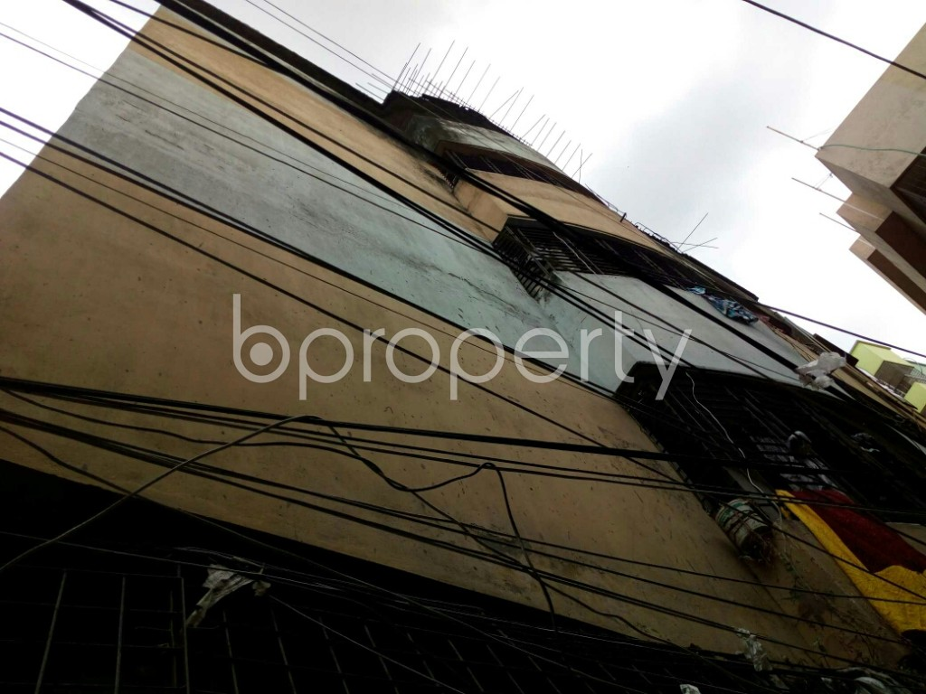 Outside view - 2 Bed Apartment to Rent in Dhanmondi, Dhaka - 1912642