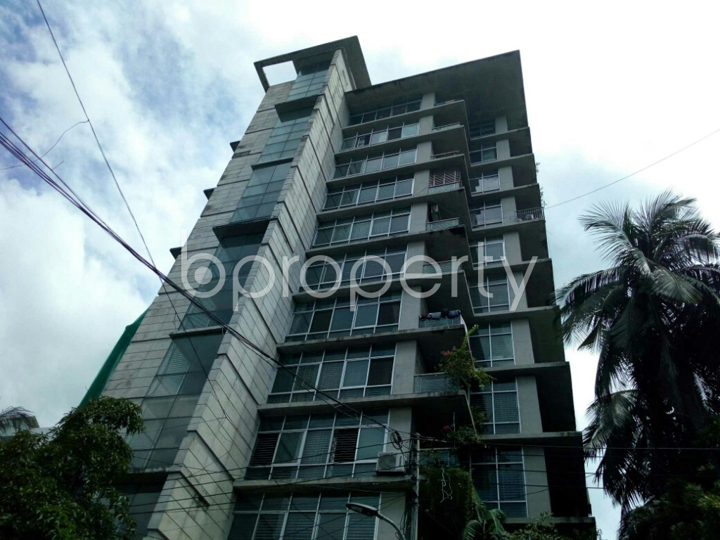 Outside view - 3 Bed Apartment to Rent in Dhanmondi, Dhaka - 1912643