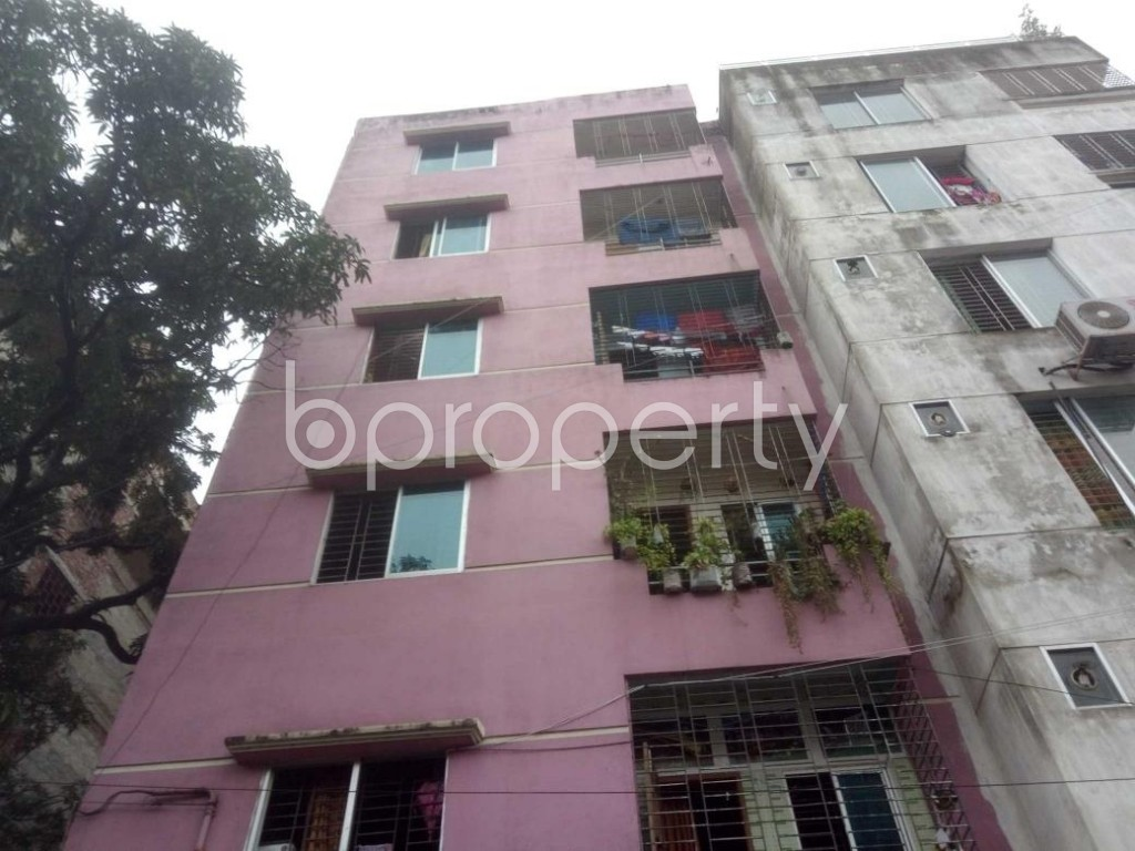 Front view - 2 Bed Apartment to Rent in Mirpur, Dhaka - 1912687
