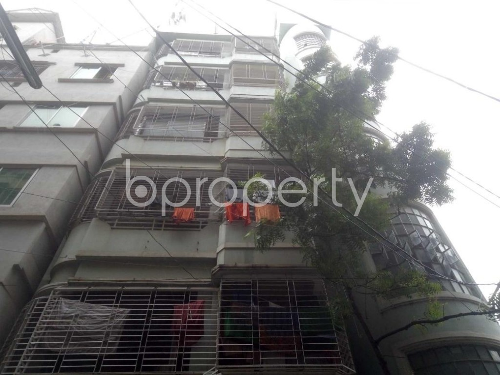 Front view - 2 Bed Apartment to Rent in Mirpur, Dhaka - 1912720