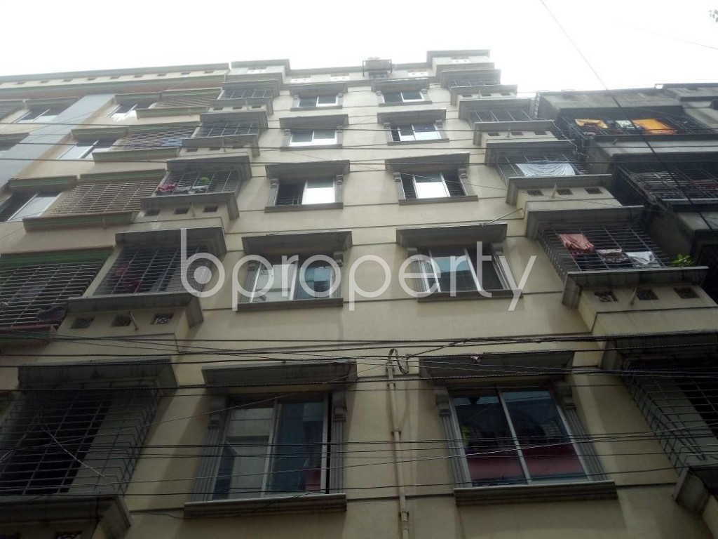 Front view - 2 Bed Apartment to Rent in Mirpur, Dhaka - 1912707