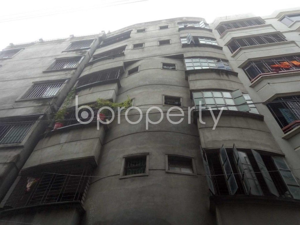 Front view - 1 Bed Apartment to Rent in Mirpur, Dhaka - 1912728