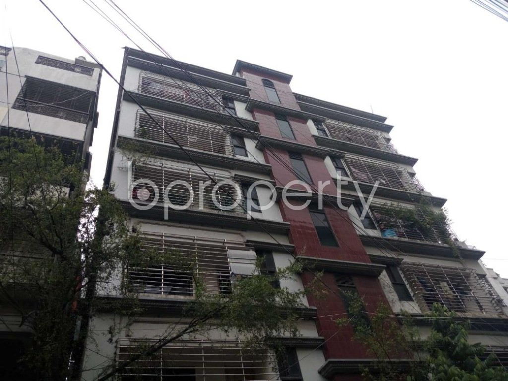 Front view - 3 Bed Apartment to Rent in Uttara, Dhaka - 1912744