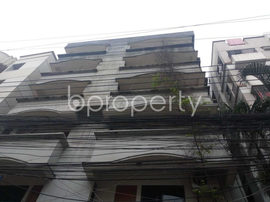 Front view - 2 Bed Apartment to Rent in Uttara, Dhaka - 1912745