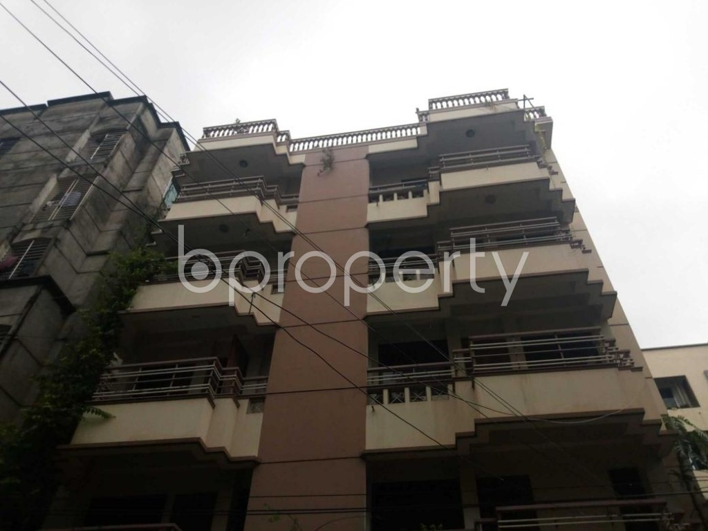 Front view - 2 Bed Apartment to Rent in Uttara, Dhaka - 1912747