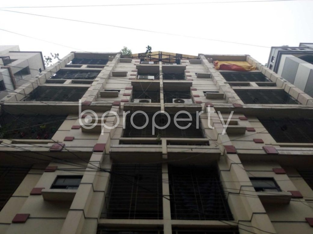 Front view - 3 Bed Apartment to Rent in Uttara, Dhaka - 1912750