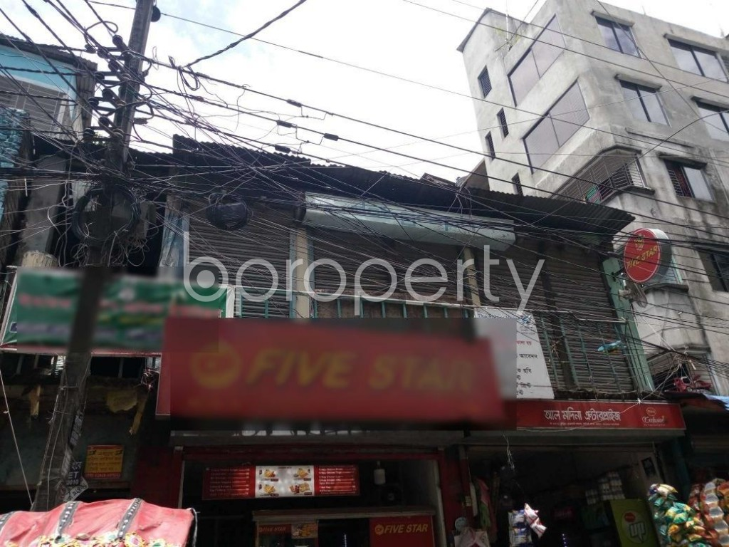 Front view - Shop to Rent in Kuril , Dhaka - 1912768