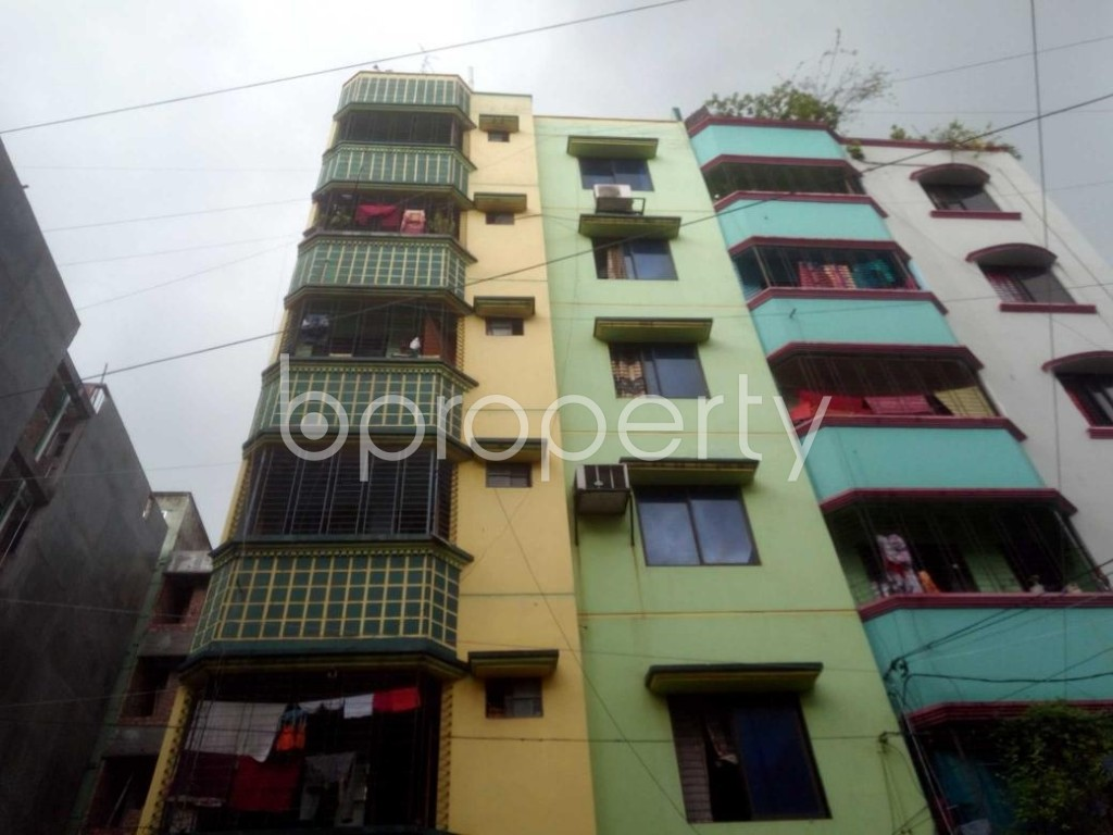 Front view - 2 Bed Apartment to Rent in Mirpur, Dhaka - 1912783
