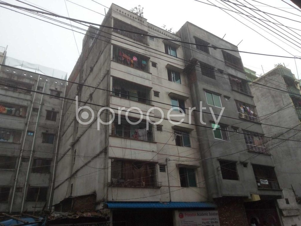 Front view - 2 Bed Apartment to Rent in Mirpur, Dhaka - 1912784