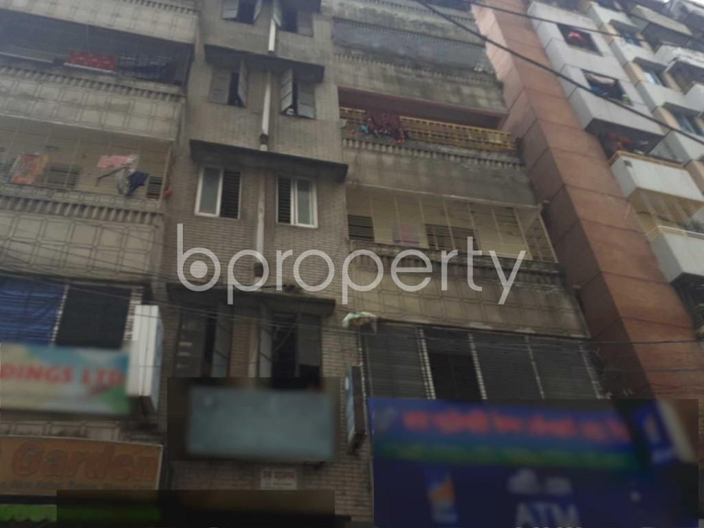 Outside view - Office to Rent in Taltola, Dhaka - 1912786