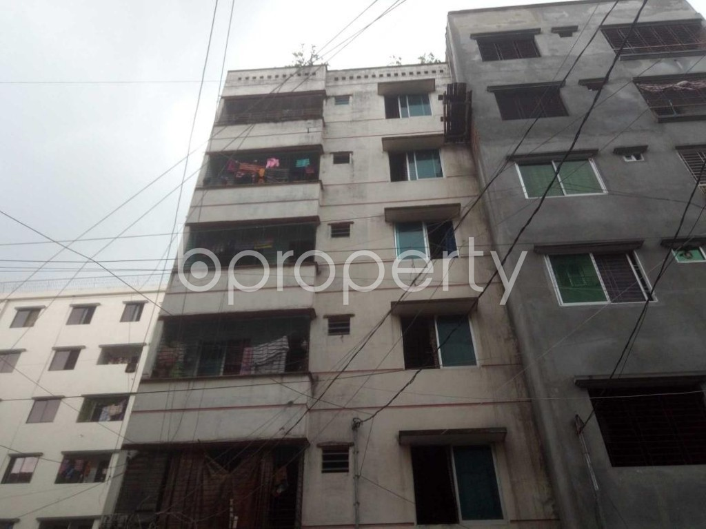 Front view - 2 Bed Apartment to Rent in Mirpur, Dhaka - 1912787