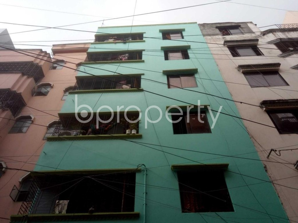 Front view - 2 Bed Apartment to Rent in Mirpur, Dhaka - 1912788