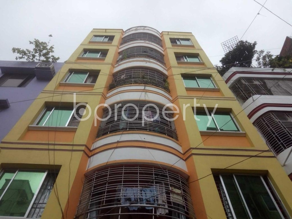 Front view - 1 Bed Apartment to Rent in Mirpur, Dhaka - 1912790