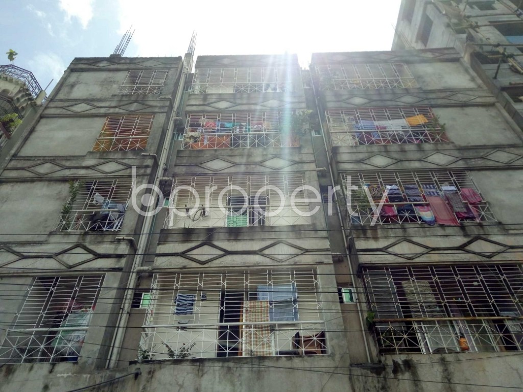 Outside view - 3 Bed Apartment for Sale in Khilkhet, Dhaka - 1912816