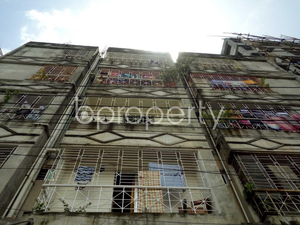 Outside view - 3 Bed Apartment for Sale in Khilkhet, Dhaka - 1912817