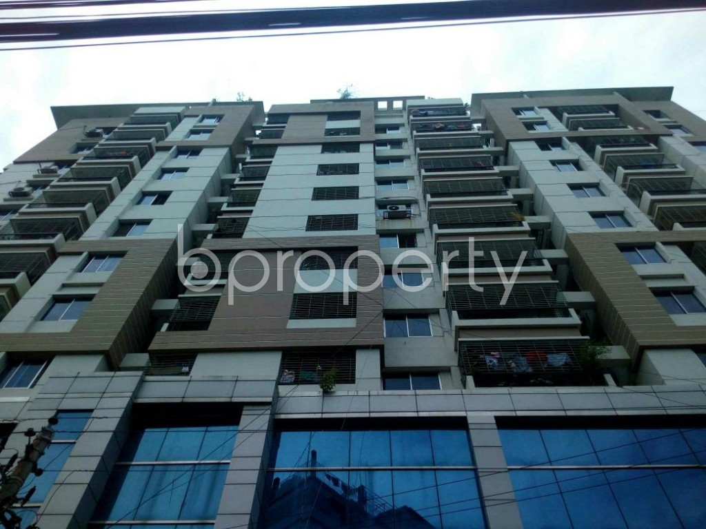 Front view - 3 Bed Apartment to Rent in Jhautola, Cumilla - 1912821