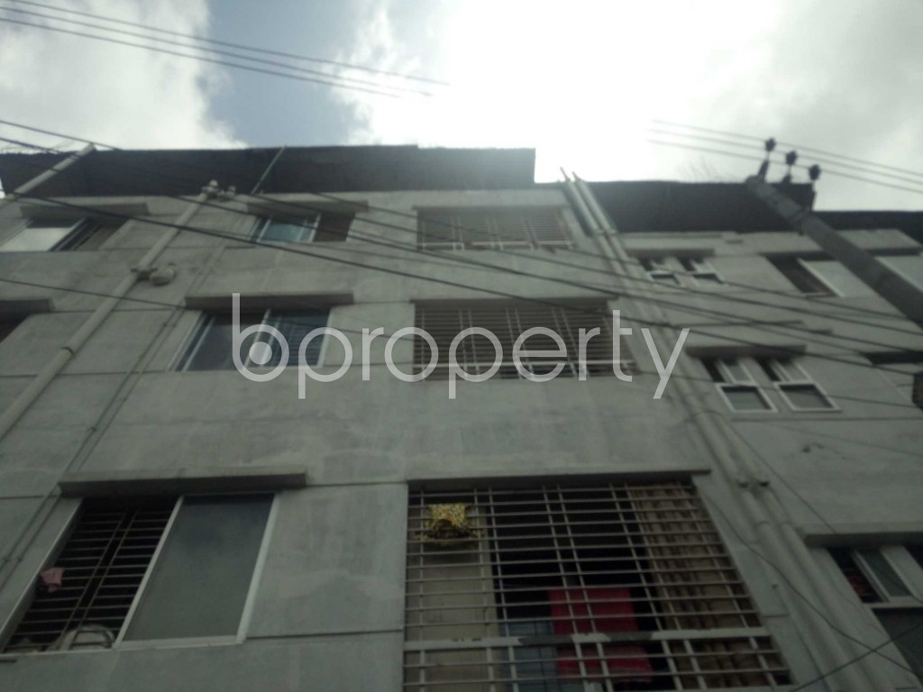Outside view - 3 Bed Apartment to Rent in Khilkhet, Dhaka - 1912863