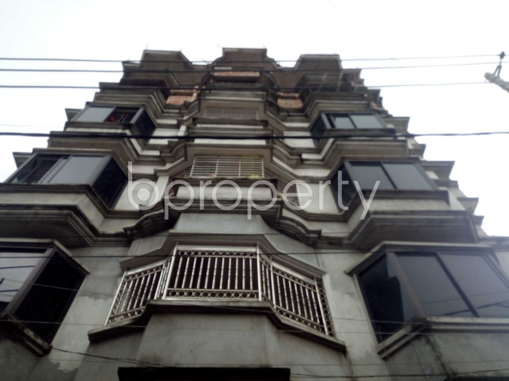 Outside view - 2 Bed Apartment to Rent in Khilkhet, Dhaka - 1912864