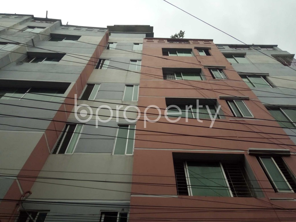 Outside view - 2 Bed Apartment to Rent in Khilkhet, Dhaka - 1912865