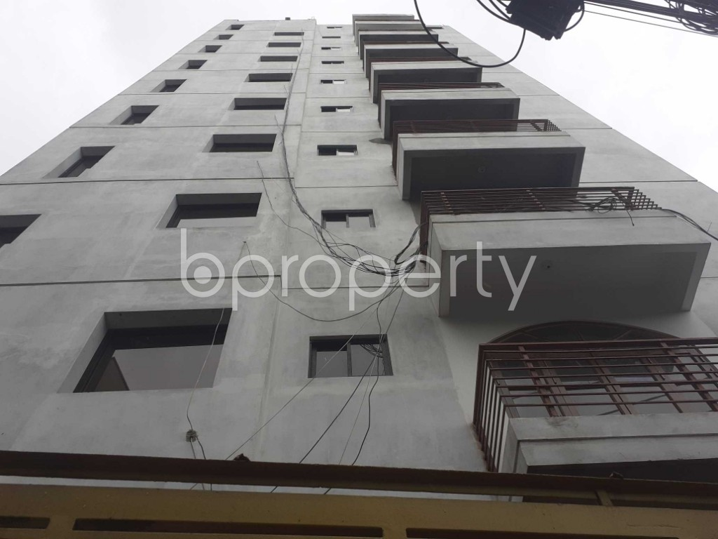 Front view - 3 Bed Apartment to Rent in Banani, Dhaka - 1912869
