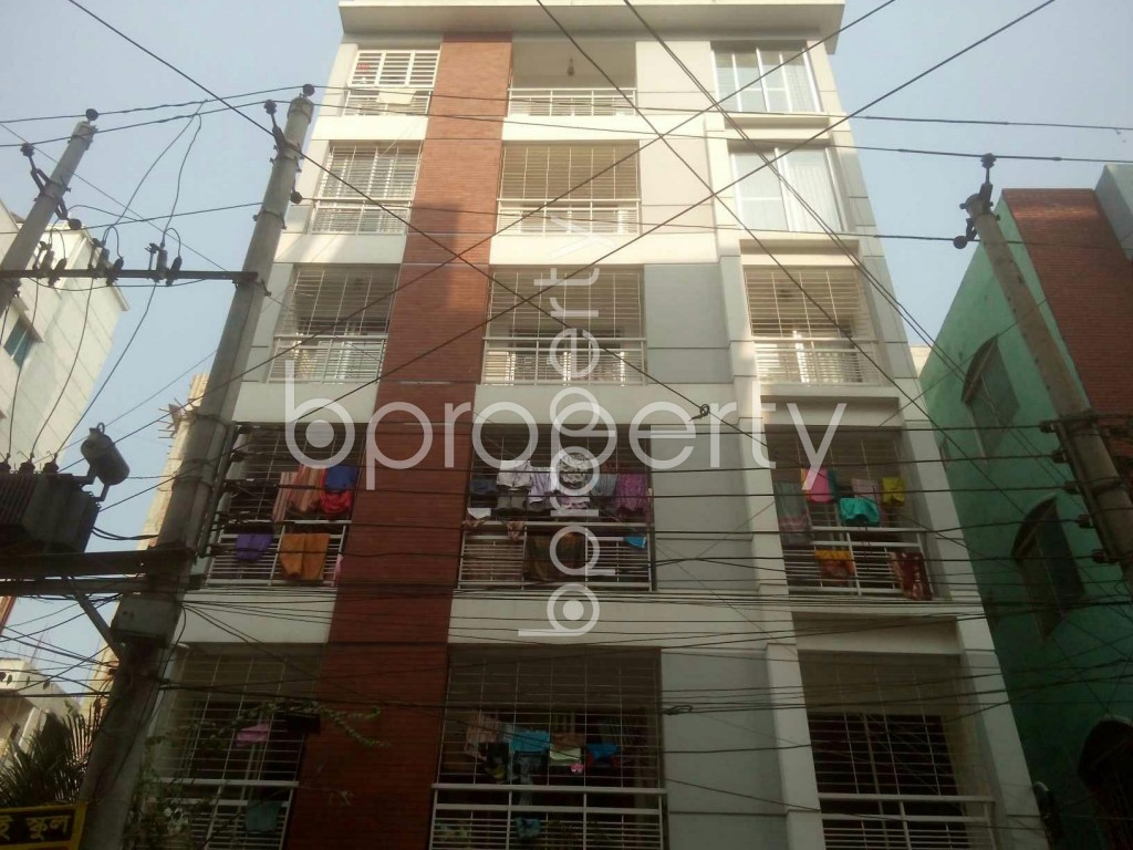 Front view - 3 Bed Apartment to Rent in Uttara, Dhaka - 1910392