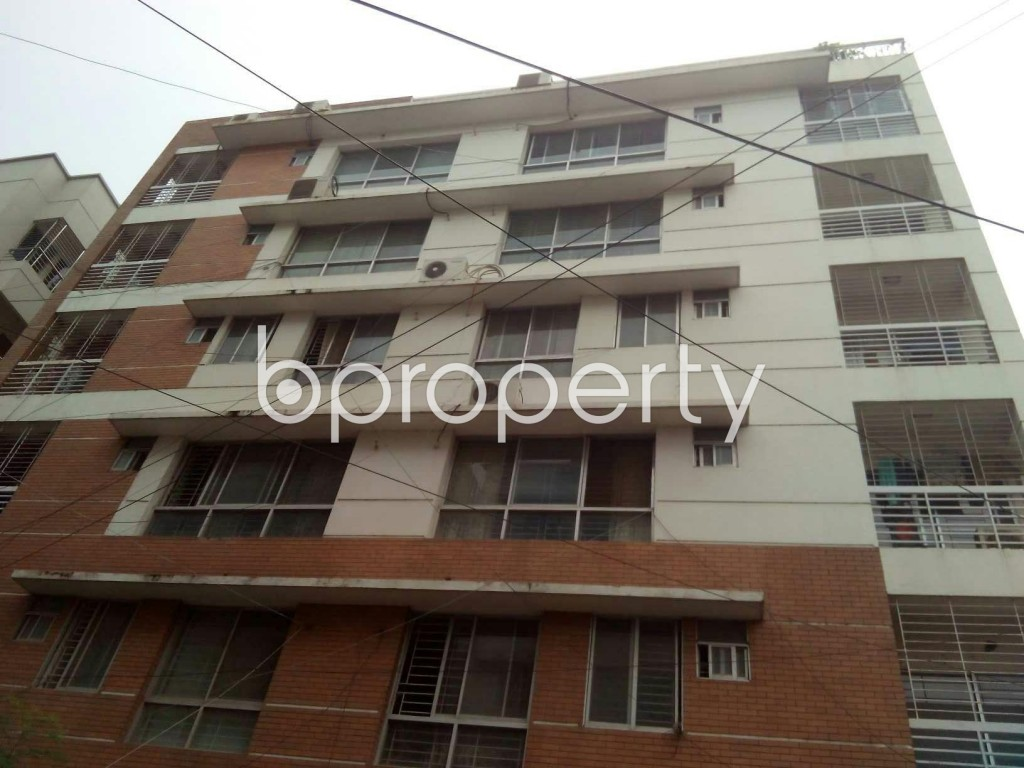 Front view - 3 Bed Apartment to Rent in Uttara, Dhaka - 1910831
