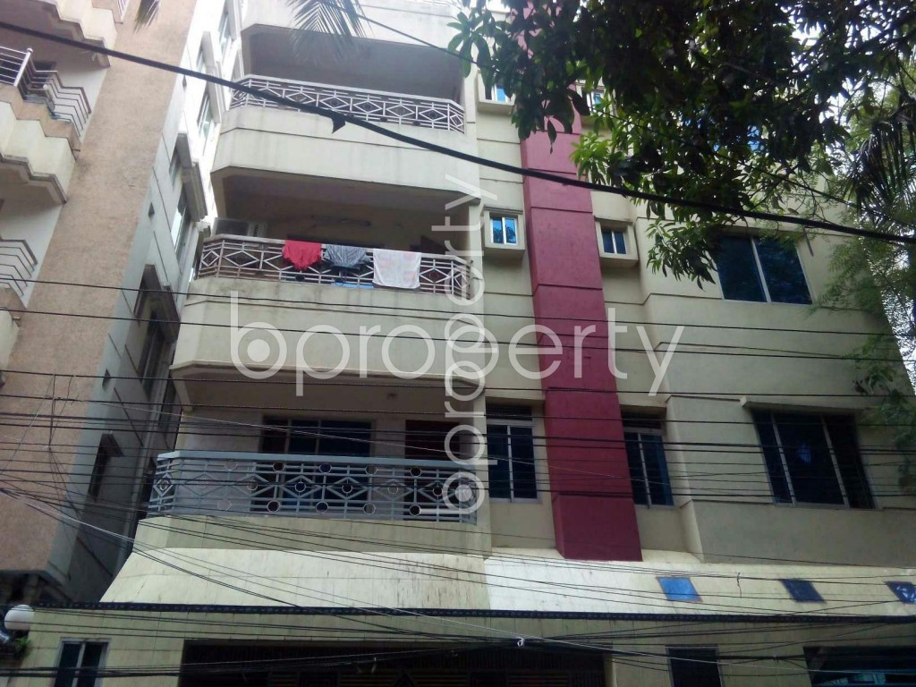 Front view - 2 Bed Apartment to Rent in Uttara, Dhaka - 1911812