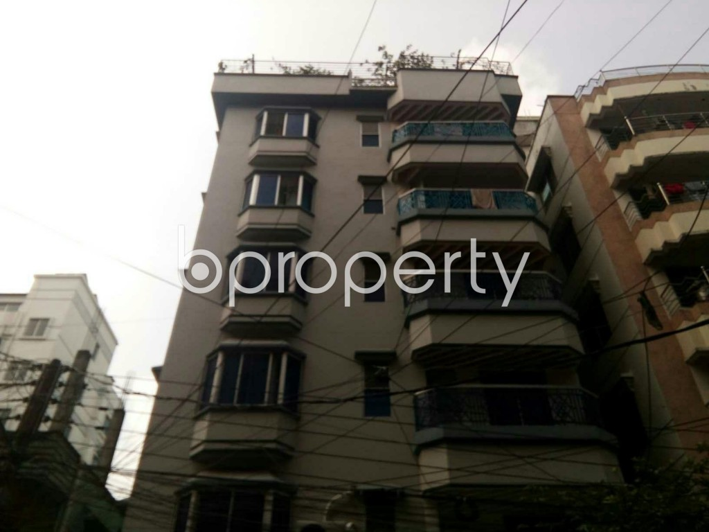 Front view - 2 Bed Apartment to Rent in Uttara, Dhaka - 1911810