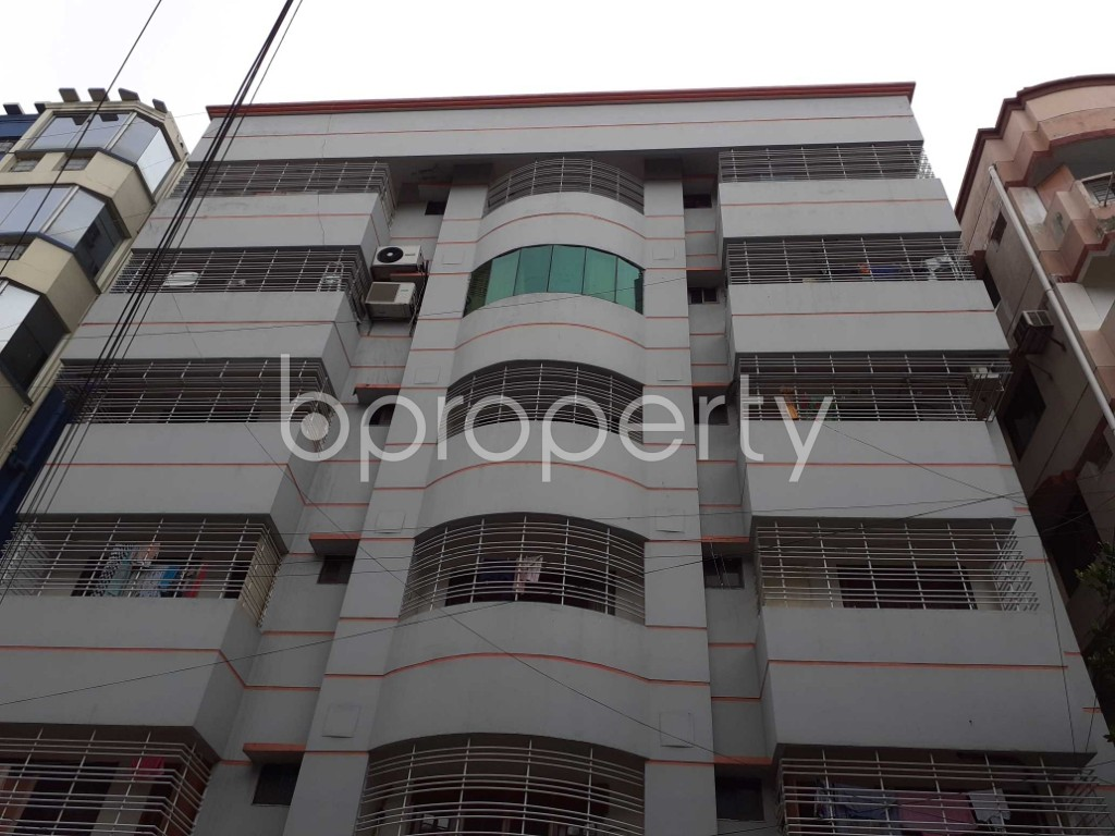 Front view - 3 Bed Apartment to Rent in Uttara, Dhaka - 1912879
