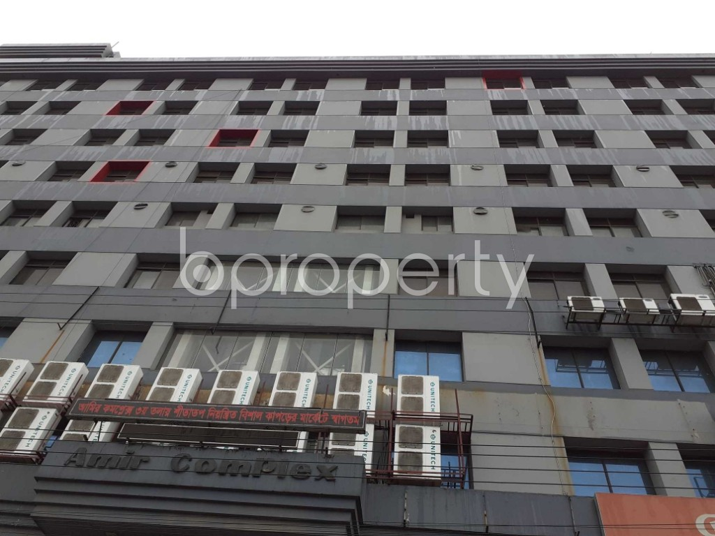 Front view - Shop to Rent in Uttara, Dhaka - 1912883