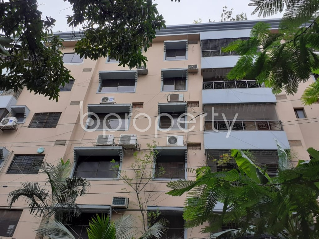 Front view - 3 Bed Apartment to Rent in Gulshan, Dhaka - 1912871