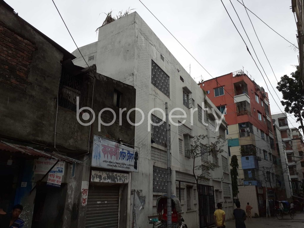 Outside view - 2 Bed Apartment to Rent in Khilgaon, Dhaka - 1912872