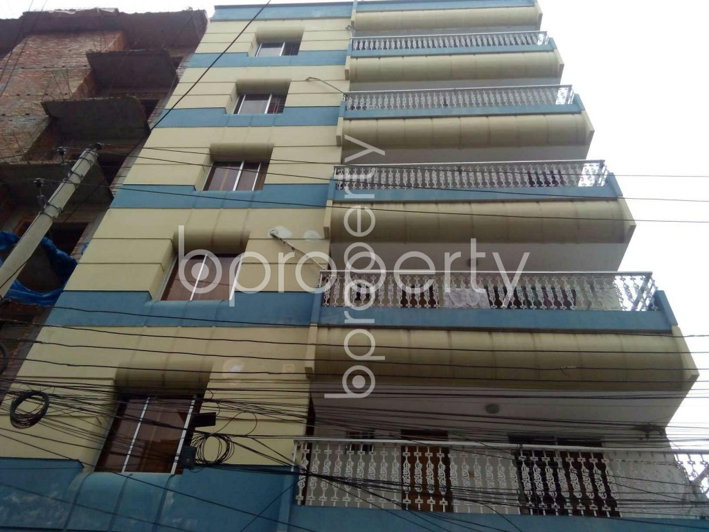 Front view - 2 Bed Apartment to Rent in Uttara, Dhaka - 1911809