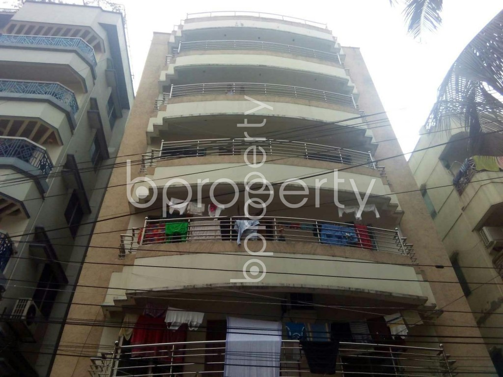 Front view - 2 Bed Apartment to Rent in Uttara, Dhaka - 1911815