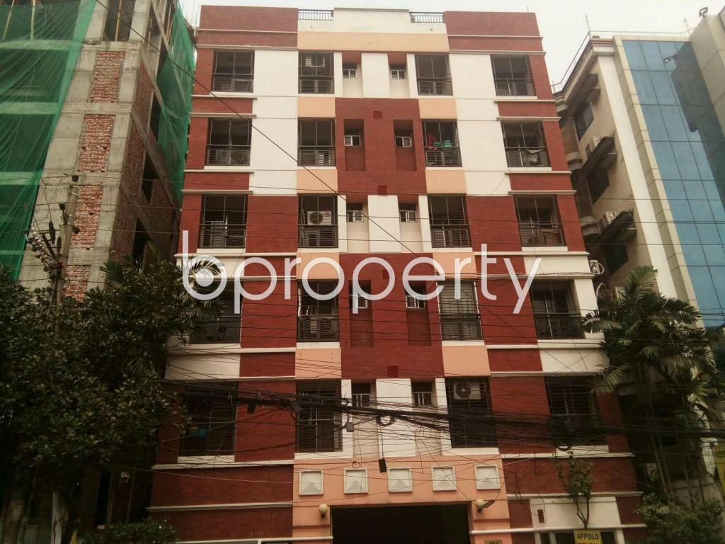 Front view - 3 Bed Apartment to Rent in Uttara, Dhaka - 1910028