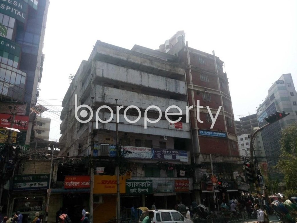 Front view - Office to Rent in Shantinagar, Dhaka - 1910379