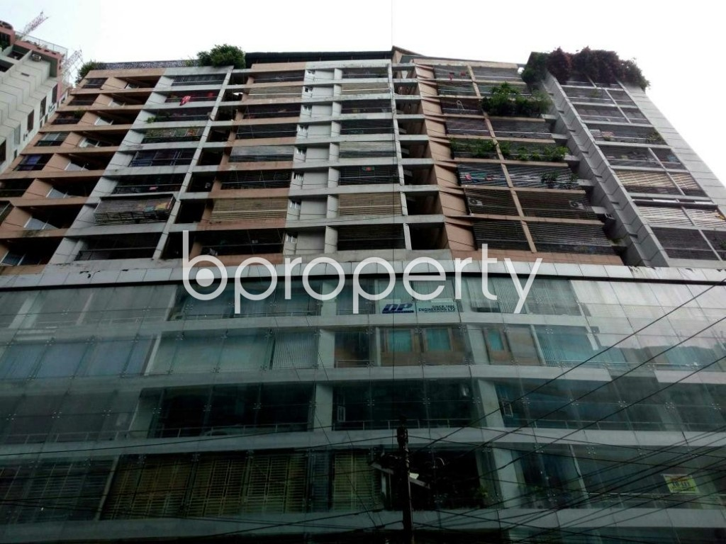 Front view - Office to Rent in Motijheel, Dhaka - 1910767