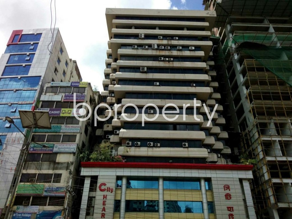 Front view - Shop to Rent in Motijheel, Dhaka - 1911251